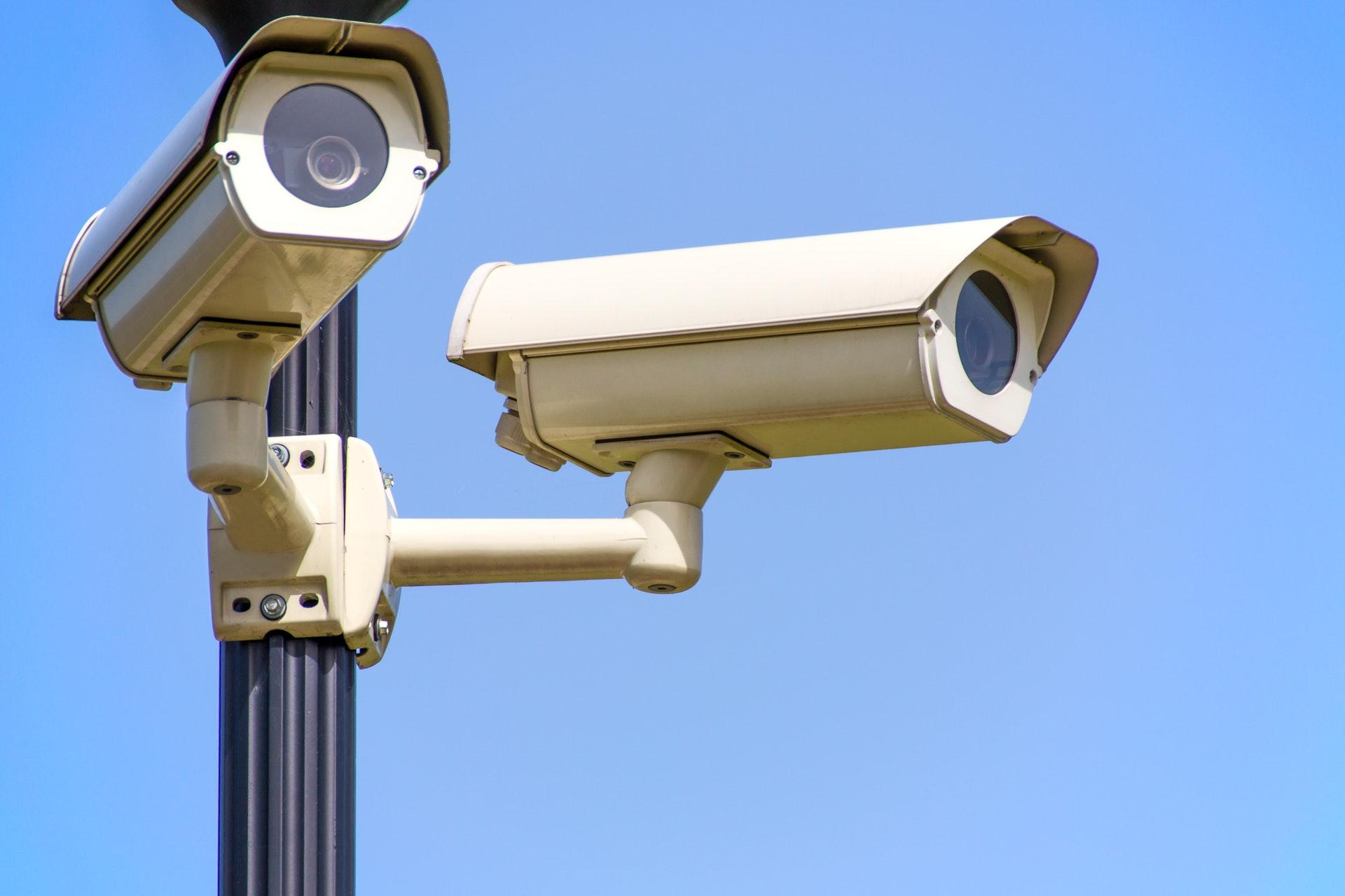 police-blue-sky-security-surveillance-96612